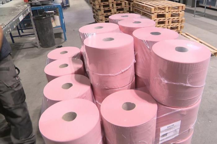 Papeco papier toilette 100% français en pleine poussée économique