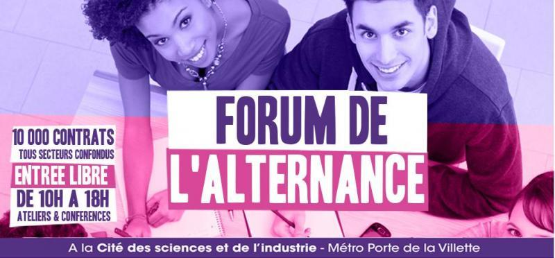 Forum de l'alternance